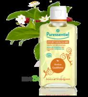 Puressentiel Articulations & Muscles Huile de massage BIO** Effort Musculaire - Arnica - Gaulthérie - 100 ml à POITIERS