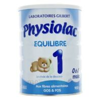 Physiolac Equilibre 1er âge à POITIERS