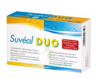 SUVEAL DUO Caps B/60 à POITIERS