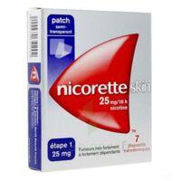 Nicoretteskin 25 mg/16 h Dispositif transdermique B/28 à POITIERS