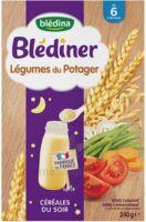 Blédîner Céréales Légumes du potager 240g à POITIERS