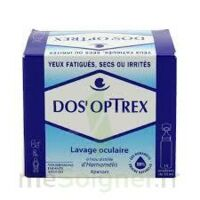 DOS'OPTREX S lav ocul 15Doses/10ml à POITIERS