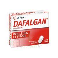 DAFALGAN 1000 mg Comprimés pelliculés Plq/8 à POITIERS