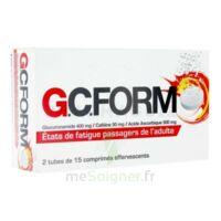 GCFORM, comprimé effervescent à POITIERS