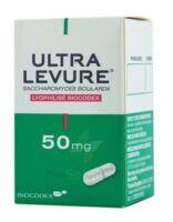 ULTRA-LEVURE 50 mg Gélules Fl/50 à POITIERS