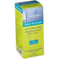 ALFA-AMYLASE BIOGARAN CONSEIL 200 U.CEIP/ml, sirop à POITIERS