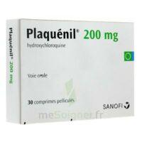 PLAQUENIL 200 mg, comprimé pelliculé