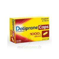 DOLIPRANECAPS 1000 mg Gélules Plq/8 à POITIERS