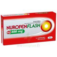 NUROFENFLASH 400 mg Comprimés pelliculés Plq/12 à POITIERS