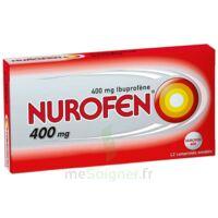 NUROFEN 400 mg Comprimés enrobés Plq/12 à POITIERS