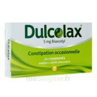 DULCOLAX 5 mg Comprimés enrobés gastro-résistants Plq/30 à POITIERS