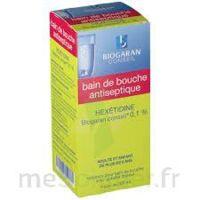 HEXETIDINE BIOGARAN CONSEIL 0,1 % Solution bain bouche 200ml à POITIERS