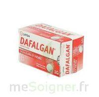 DAFALGAN 1000 mg Comprimés effervescents B/8 à POITIERS
