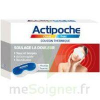 ACTIPOCHE Masque thermique yeux et tempes B/1 à POITIERS