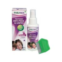 Paranix Solution antipoux Huiles essentielles 100ml+peigne à POITIERS