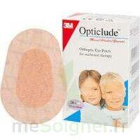 Opticlude Pansement orthoptique chair mini 5x6cm B/20 à POITIERS