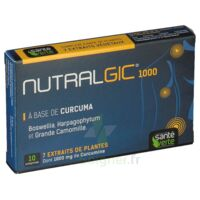Nutralgic Comprimés inflammations B/10 à POITIERS