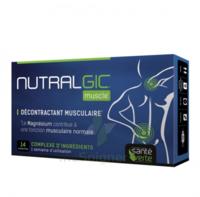 Nutralgic Muscle Comprimés décontractant musculaire B/14 à POITIERS