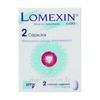 LOMEXIN 600 mg Caps molle vaginale Plq/2 à POITIERS