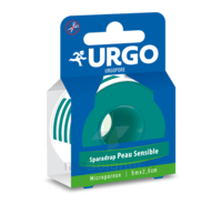 Urgopore Sparadrap peau sensible 2,5cmx5m à POITIERS