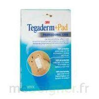 Tegaderm + Pad, 9 Cm X 10 Cm , Bt 5 à POITIERS
