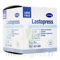 Lastopress Bande cohésive contention, blanc, 7cmx3m