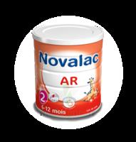 Novalac AR 2 Lait poudre antirégurgitation 2ème âge 800g à POITIERS