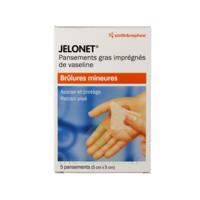 JELONET, 5 cm x 5 cm , bt 5 à POITIERS