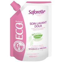 Saforelle Solution soin lavant doux Eco-recharge/400ml à POITIERS