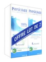 Physiomer Solution nasale adulte enfant 2*Sprays/135ml à POITIERS