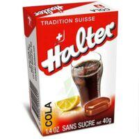 Halter Bonbon Sans Sucre Cola B/40g à POITIERS