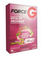 Nutrisanté Force G Vitality Program 20 Ampoules à POITIERS