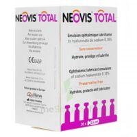 NEOVIS TOTAL Solution ophtalmique lubrifiante pour instillation oculaire 30 unidose 0,4ml à POITIERS