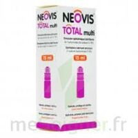 NEOVIS TOTAL MULTI S ophtalmique lubrifiante pour instillation oculaire Fl/15ml à POITIERS