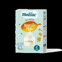 Modilac Céréales Farine Biscuit miel à partir de 6 mois B/300g à POITIERS