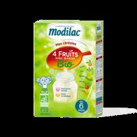 Modilac Céréales Farine 4 Fruits quinoa bio à partir de 6 mois B/230g à POITIERS