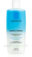 Respectissime Lotion waterproof démaquillant yeux 125ml à POITIERS
