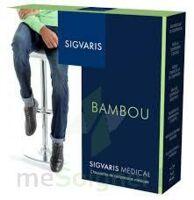 Sigvaris Bambou 2 Chaussette homme noir N large