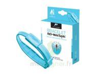 Pharmavoyage Bracelet répulsif origine végétale anti-moustique bleu à POITIERS
