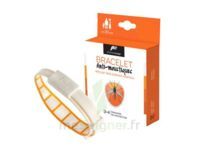 Pharmavoyage Bracelet répulsif origine végétale anti-moustique orange à POITIERS