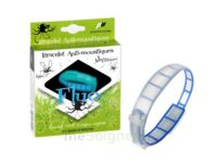 Pharmavoyage Bracelet phosphorescent anti-insectes Bleu fluo à POITIERS