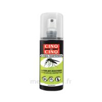 Cinq sur Cinq Zones Tempérées Lotion anti-moustique 100ml à POITIERS