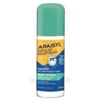 Apaisyl Répulsif Moustiques Emulsion peaux sensibles 90ml à POITIERS