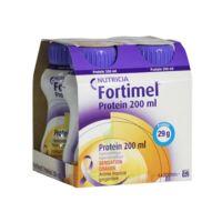 Fortimel Protein Sensation Chaude Nutriment tropical gingembre 4 Bouteilles/200ml à POITIERS