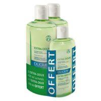 Ducray Shampooing extra doux usage fréquent 2*Fl/400ml+Fl/200ml à POITIERS