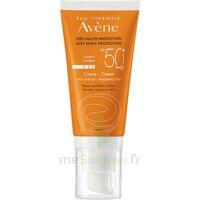 Avène Eau Thermale Solaire Crème 50+ Sans Parfum 50ml à POITIERS