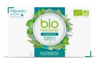 Nutrisanté Infusions Bio Respiratoire 20 Sachets à POITIERS