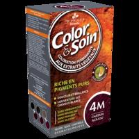 COLOR&SOIN Kit coloration permanente 4M châtain acajou à POITIERS