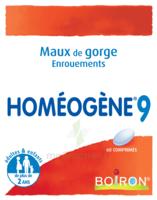 Boiron Homéogène 9 Comprimés à POITIERS