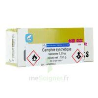 Cooper Camphre Tablettes 250g à POITIERS
